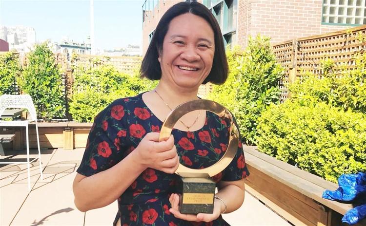 Khanh Nguy Thi Premio Nobel per l'ambiente, sezione Asia