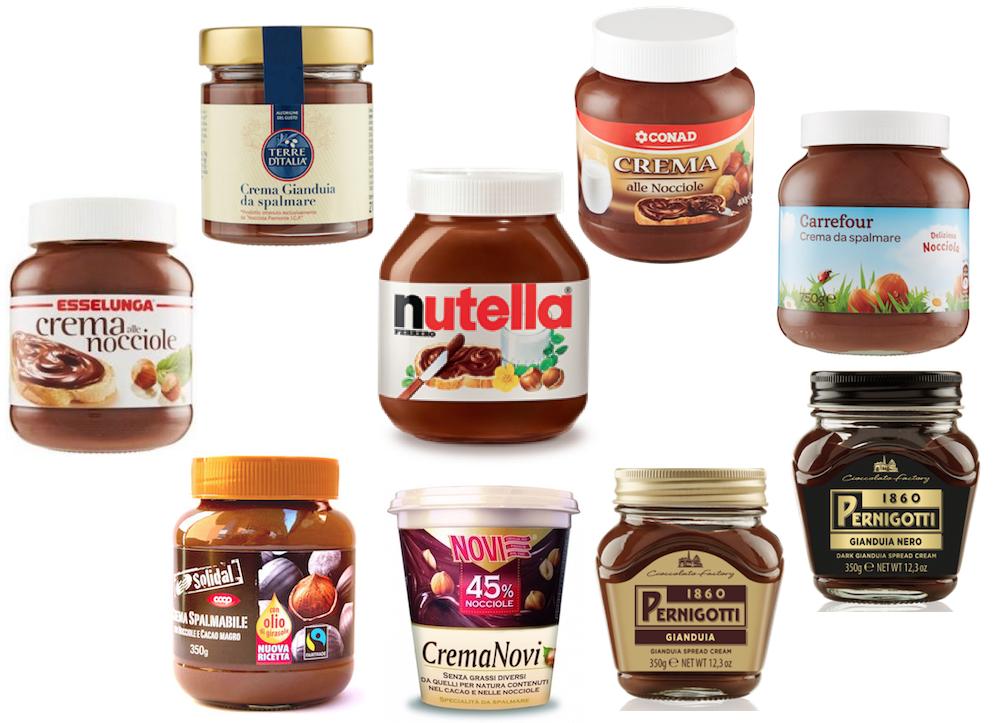 Creme spalmabili: ecco le 10 alternative bio alla Nutella