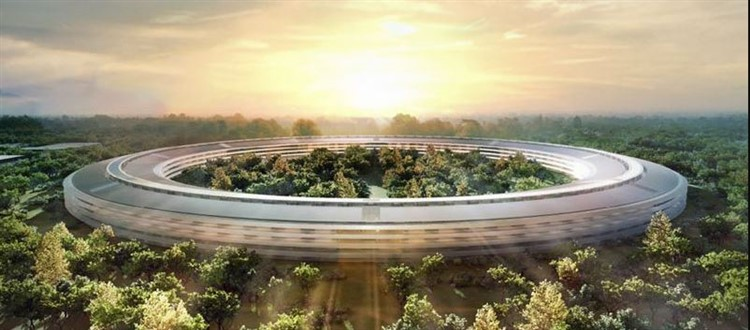 Il nuovo Apple Park