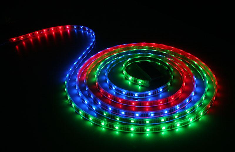 come funziona LED