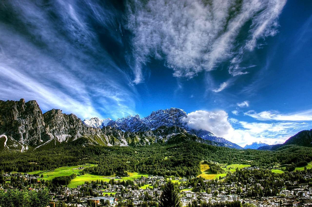 Come si è salvata Cortina d'Ampezzo dalla speculazione sfrenata?