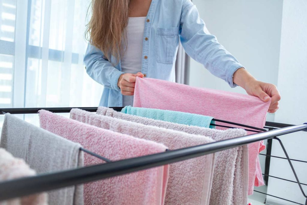 Come disinfettare lenzuola e asciugamani