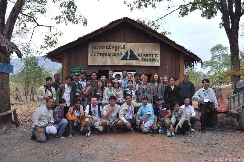 Ecoturismo a Chambok