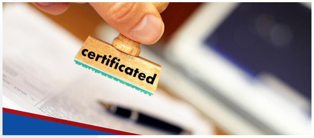 fotovoltaico certificazioni