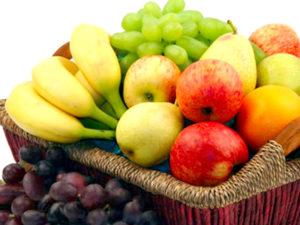 frutta di stagione mesi