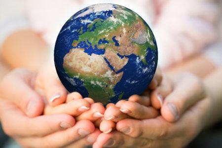Giornata della terra (Earth day- 22 Aprile)