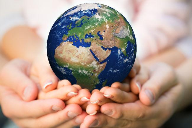 Giornata della terra (Earth day – 22 Aprile)