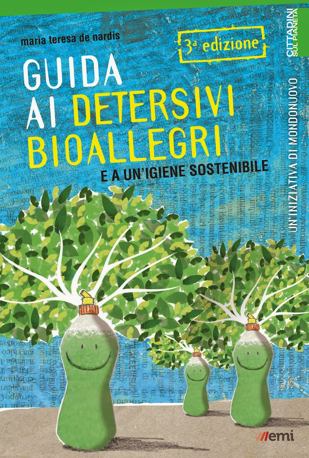 Guida ai detersivi bioallegri e a un'igiene sostenibile – De Nardis