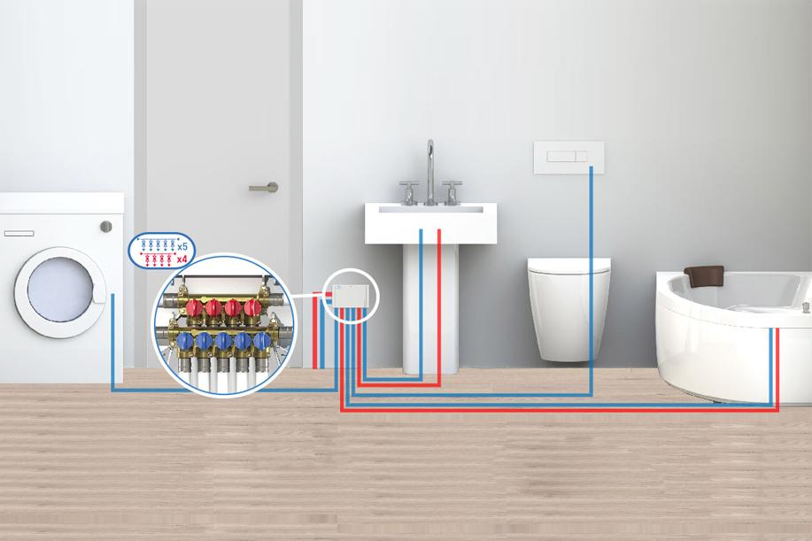 Come fare l'impianto elettrico del bagno