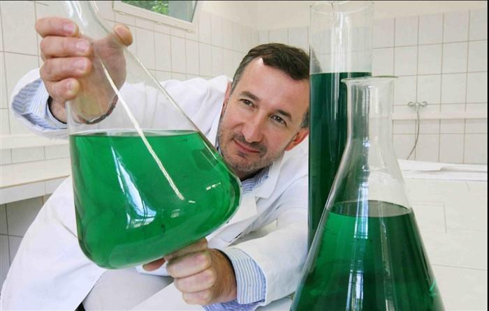 lampada alle alghe: Pierre Calleja, fondatore di Fermentalg