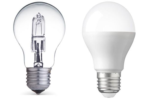 lampadine LED vs lampadine alogene