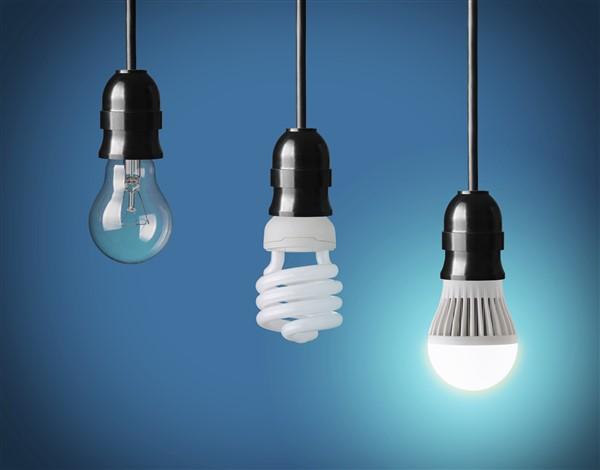 lampadine LED e lampadine alogene