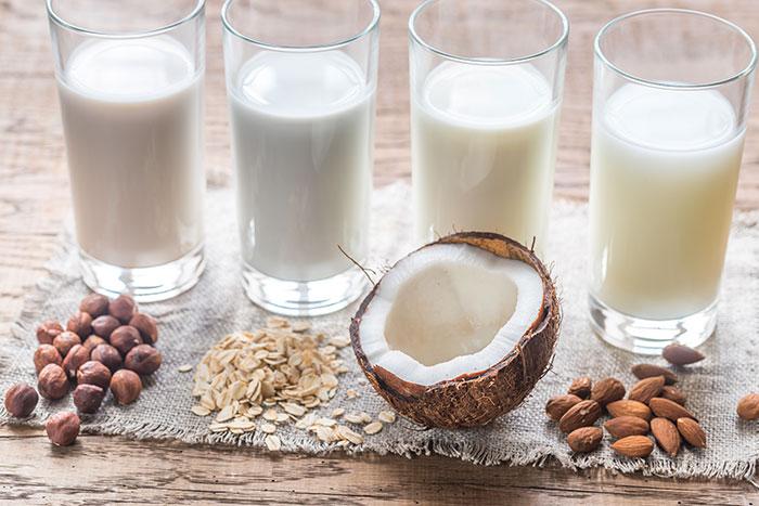 Latte biologico