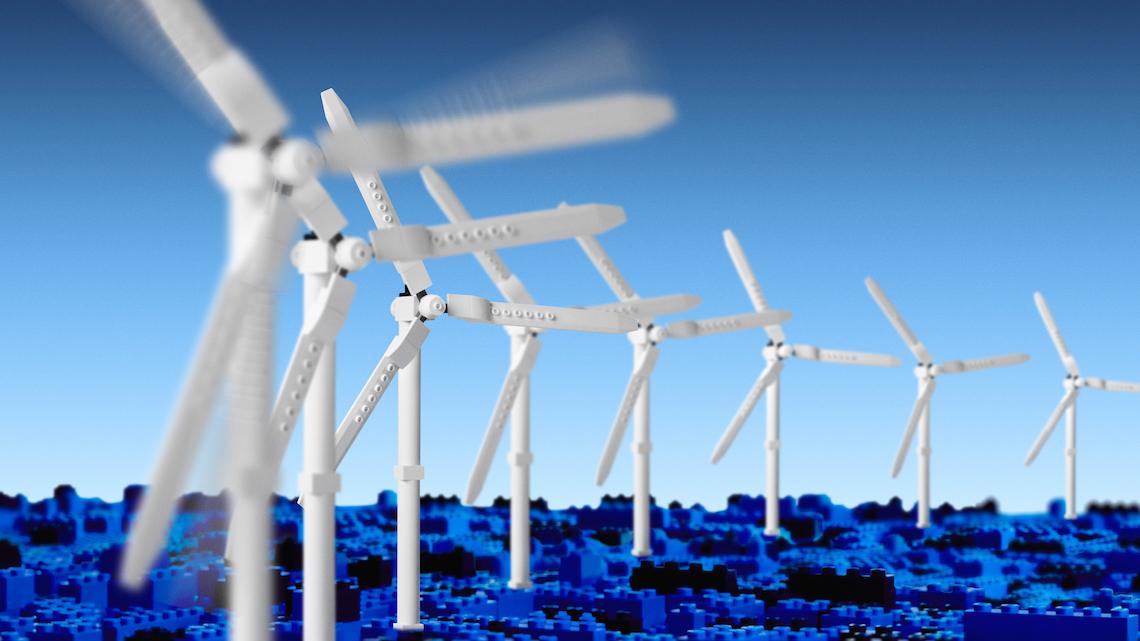 lego produrrà mattoncini energie rinnovabili