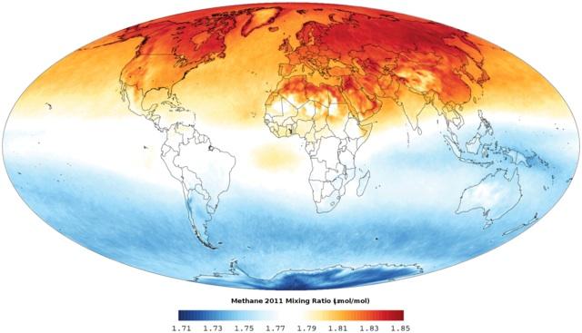 Metano energia naturale ma non rinnovabile