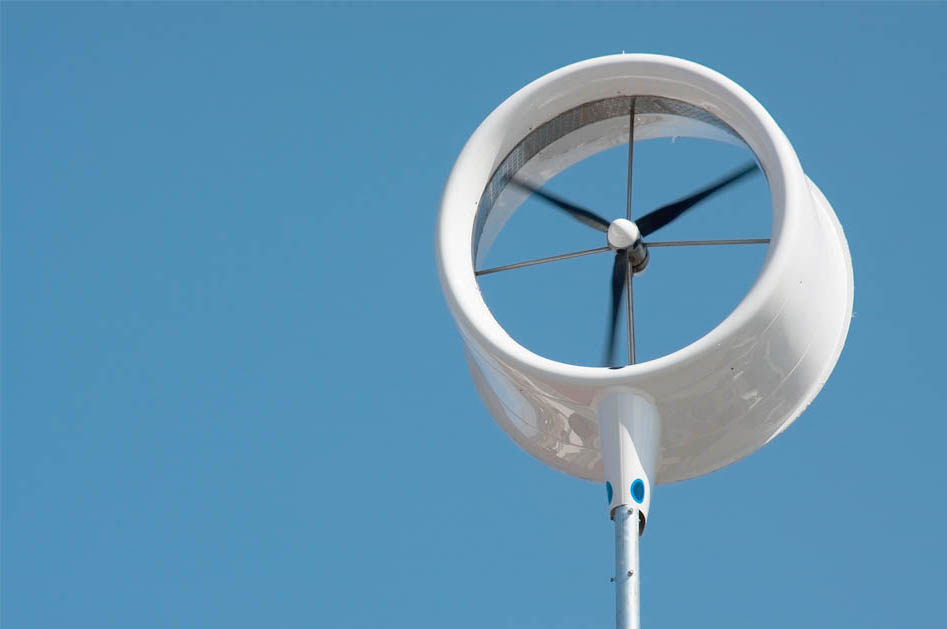 Micro-eolico, l'impianto eolico domestico