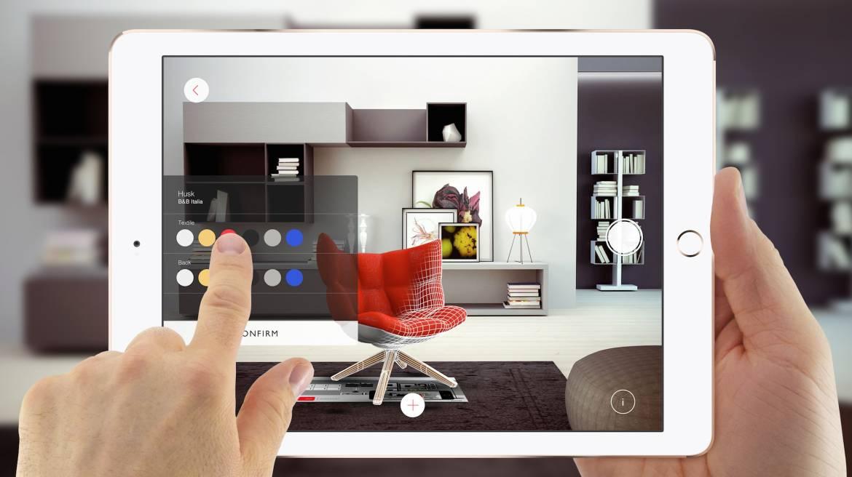 Le migliori app per smartphone per arredare la casa