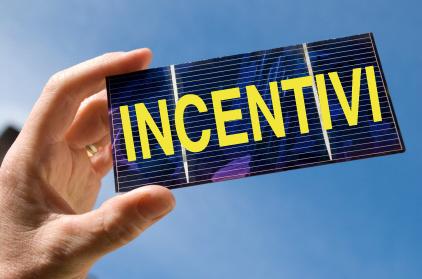 pannelli fotovoltaici incentivi prezzi