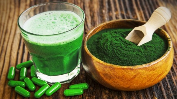 Proprietà dell'alga spirulina