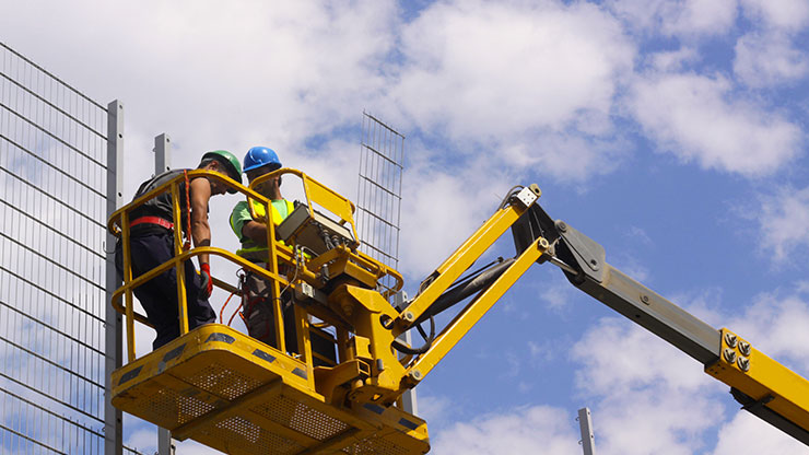 Che cordine e imbracature utilizzare su piattaforme di lavoro mobili elevabili?
