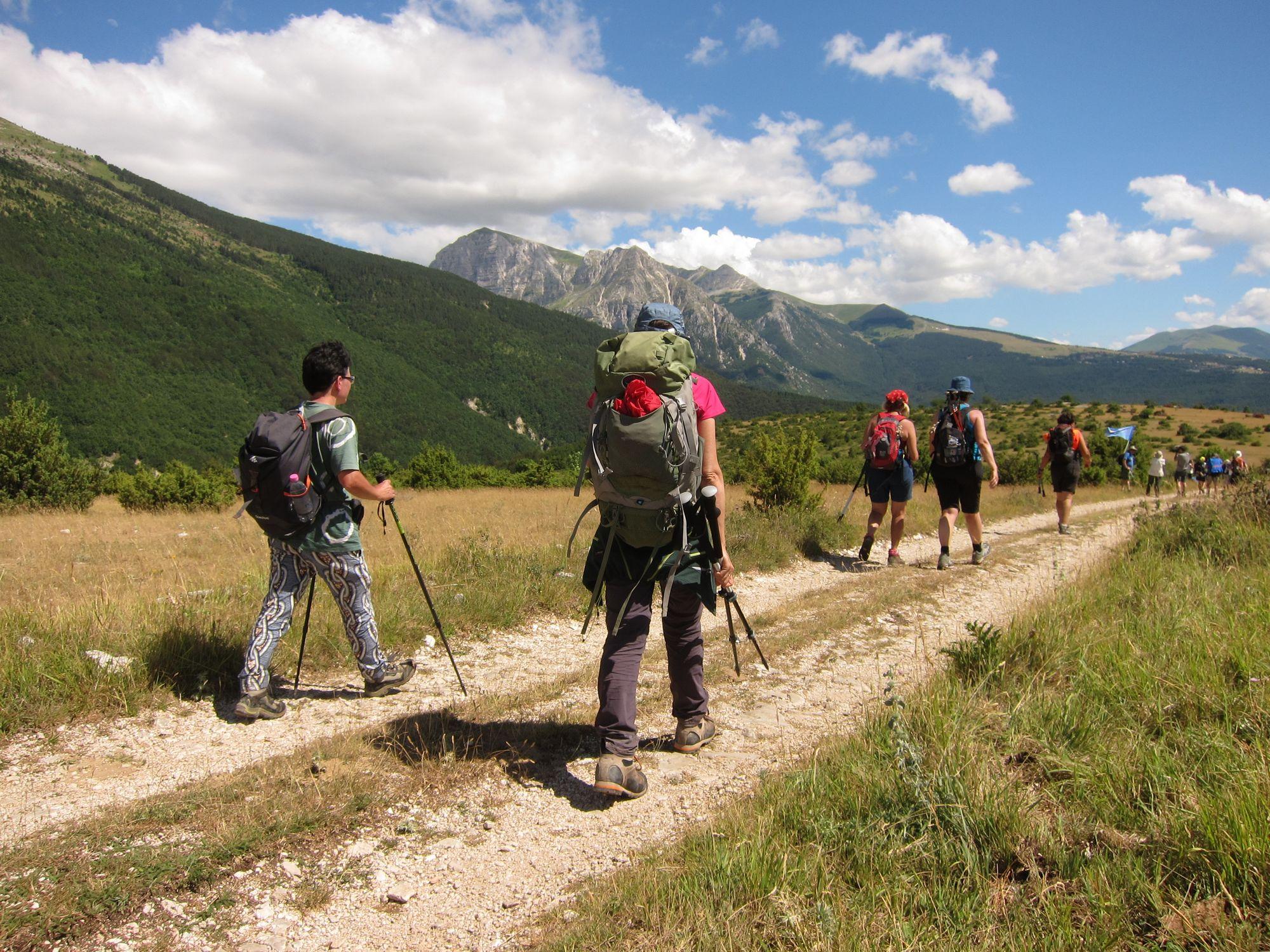 Il 2019 sarà l'anno del turismo lento in Italia