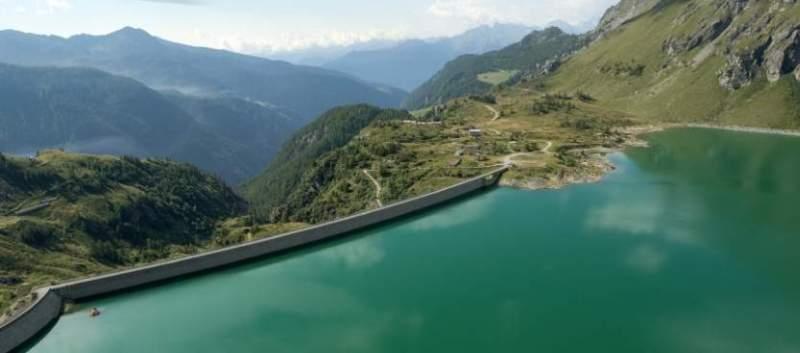 tipi di centrali idroelettriche