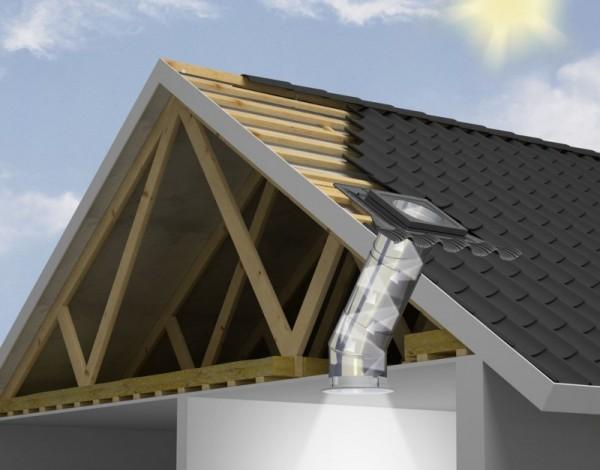 Il tubo solare per ambienti ciechi: di cosa si tratta?