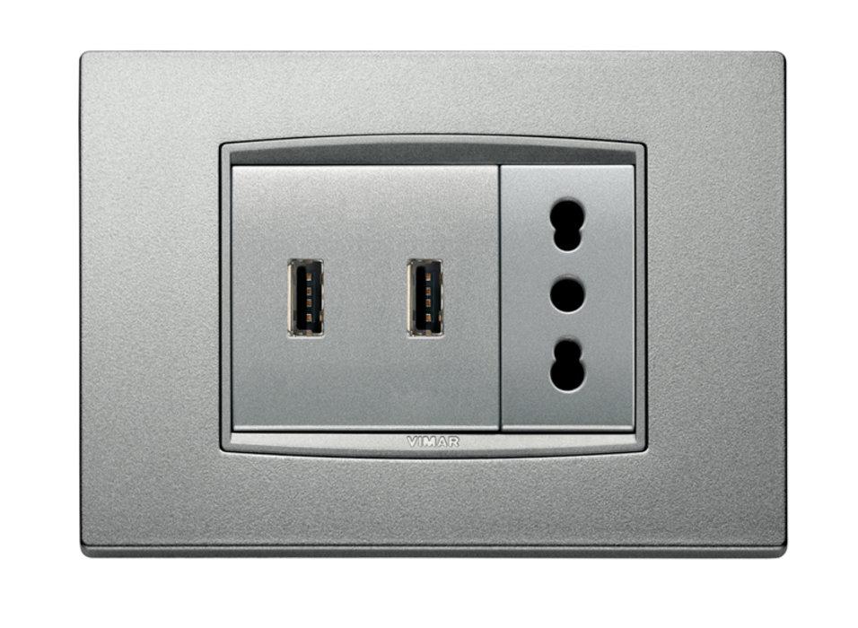 Caricatori USB Per Serie Civili: Guida All'acquisto